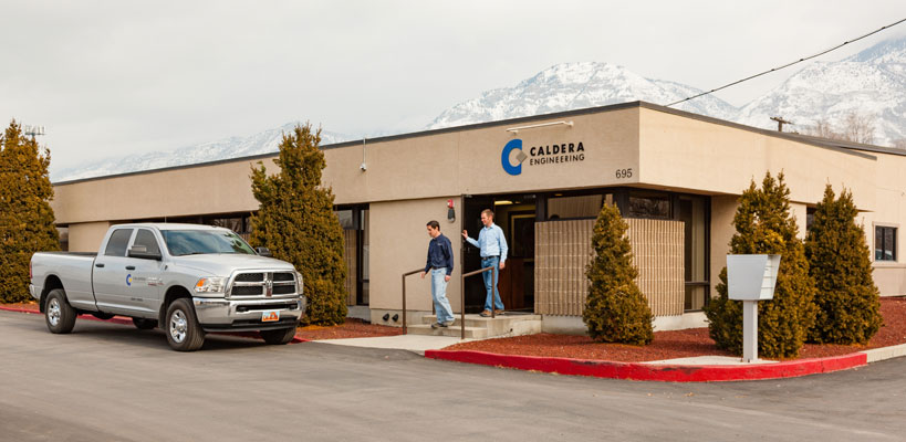 Caldera Headquarters
